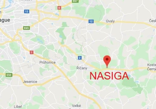 maps google -NASIGA